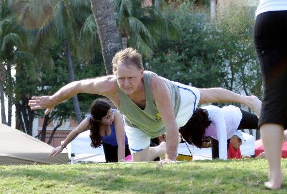 Bamboo Garden Yoga in Delray Beach Florida About The Connected
