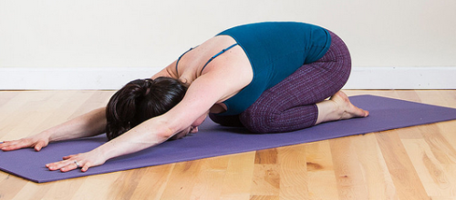 5 Yoga Class Poses That Will Banish Stress!