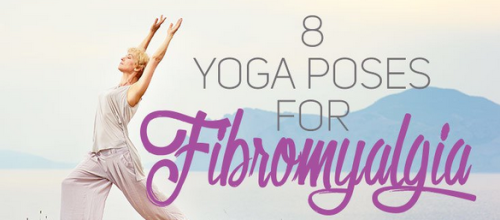 Yoga Poses for Fibromyalgia