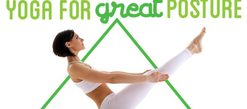 Yoga Poses for Great Posture