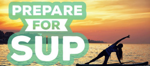 Yoga Moves for Stand Up Paddle Boarding
