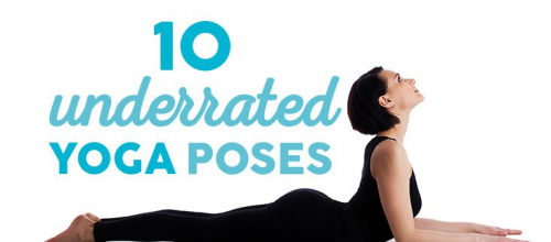 The Most Underrated Yoga Poses