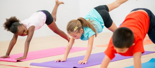 Ways To Get Your Kids Interested In Yoga