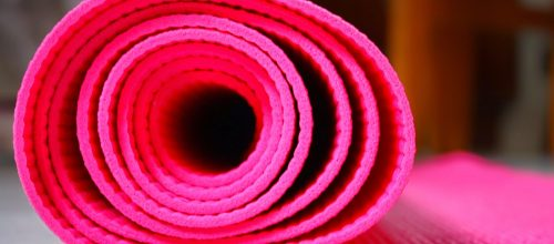 How To Clean Your Yoga Equipment