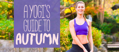 A Yogi Fanatics Guide to Autumn