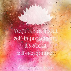 Yoga Self Improvement