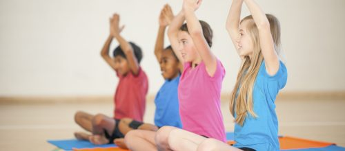 Is Yoga In School The Way To Help Children Manage Stress?